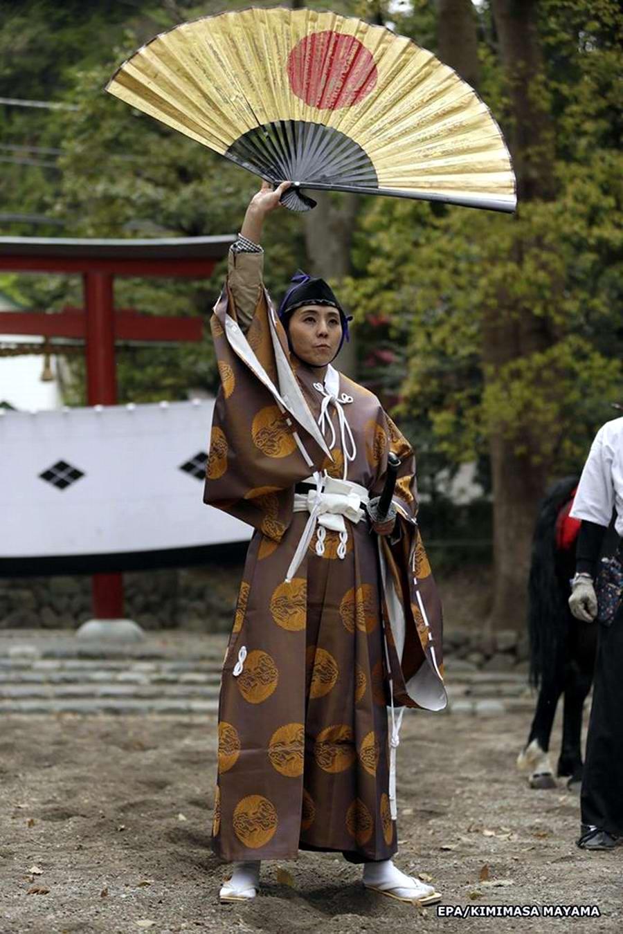 Стреляем из лука на полном скаку: Потомки японских самураев (5)