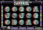 Sterling Silver 3D бесплатно, без регистрации от Microgaming