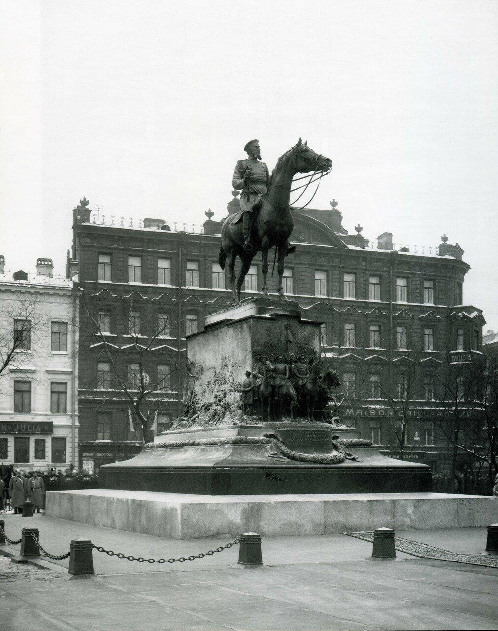 Памятник Великому князю Николаю Николаевичу (старшему)