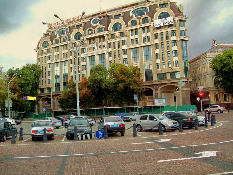 Гостиница Интерконтиненталь