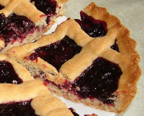 Как сделать пирог из смородины 741