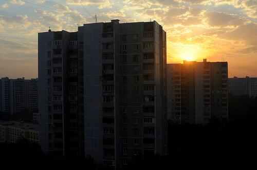 Первый луч солнца