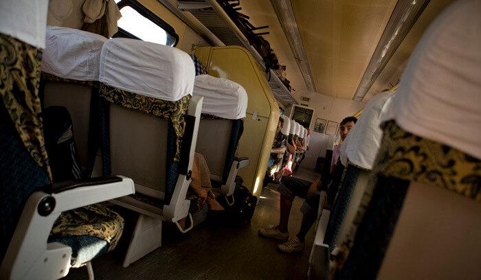 схему мест сидячего вагона