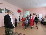 Благотворительная поездка прихожан Донского храма г.Мытищи в Белоомутскую школу-интернат