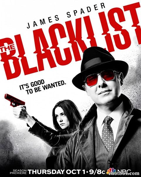 Чёрный список / The Blacklist - Полный 3 сезон [2015, WEB-DLRip | WEB-DL 1080p] (LostFilm)