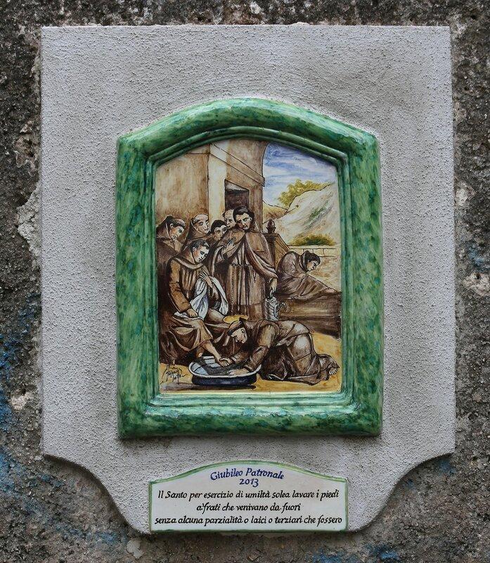 Искья-Порто. Церковь и монастырь Сант-Антонио (Convento di Sant'Antonio)