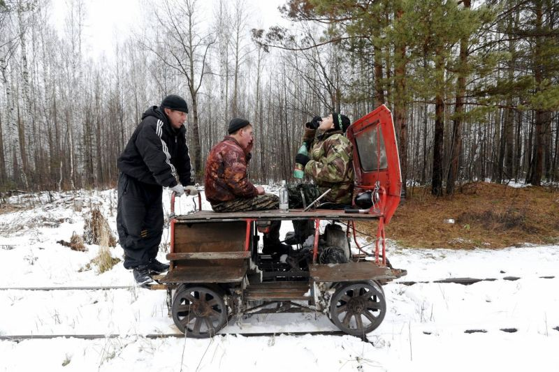 Жизнь в деревне Калач с населением в 12 человек (15 фото)