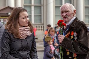 Мой дедушка-герой! Он защищал страну…