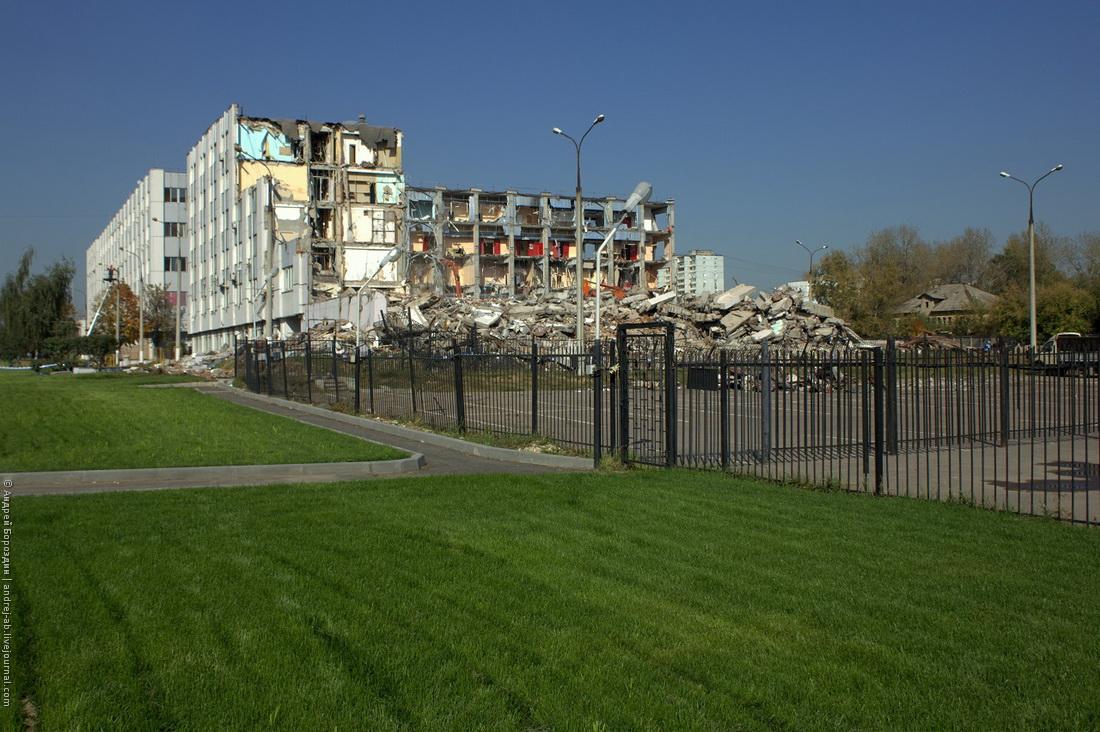 помещение для фирмы Дачно-Мещерский 3-й проезд