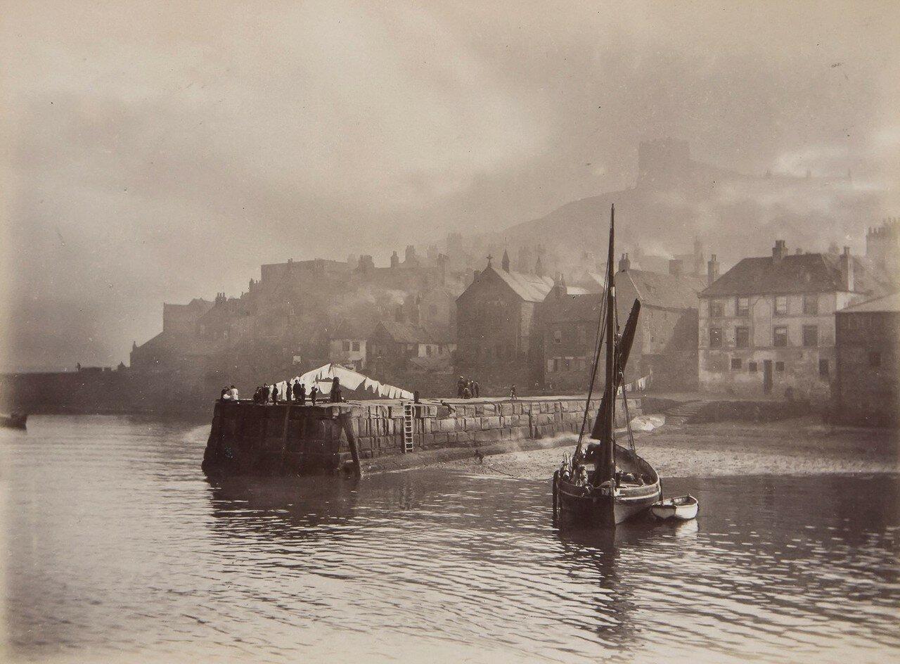 1880-е. Уитби