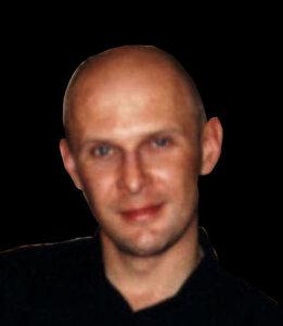 Андрей Харитонов, парень из Новосибирска