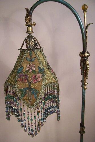 Декоры торшеров своими руками
