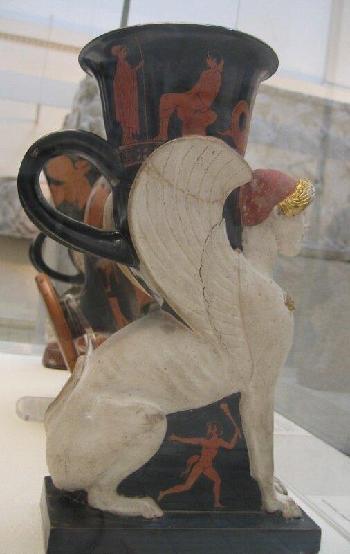 Ритон из Британского музея