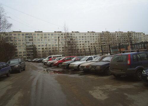 Купчинская ул. 13к3