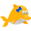аватарь дельфин