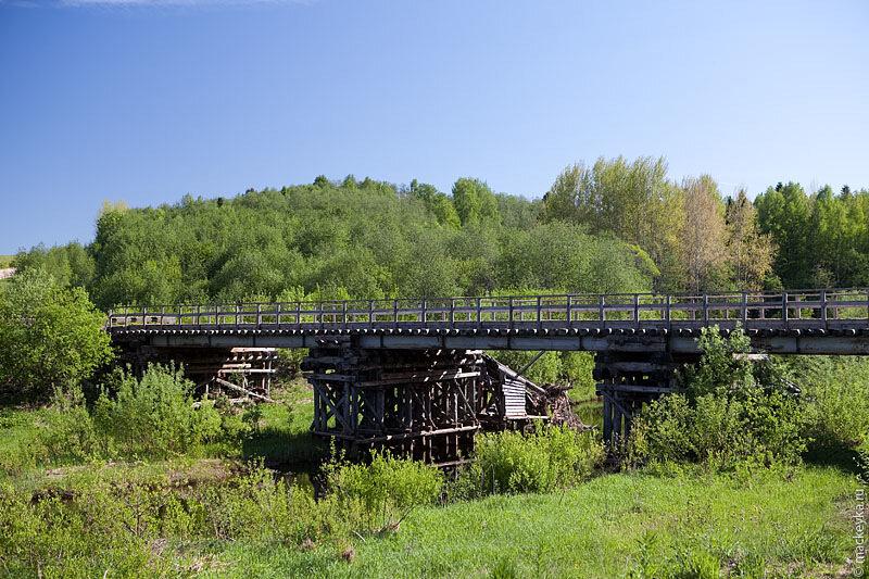 деревни