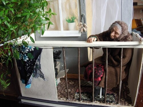Дом Мечты выставки миниатюры кукольных домов