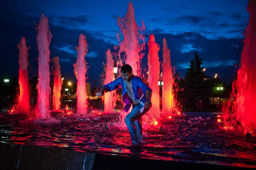 Выпускники 2010 фонтан