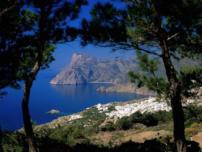 Остров Карпатос, Греция