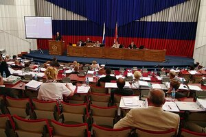 Вместо Виктора Горчакова Законодательное собрание Приморья может возглавить Александр Ролик