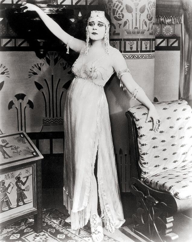 Bara Theda - Cleopatra