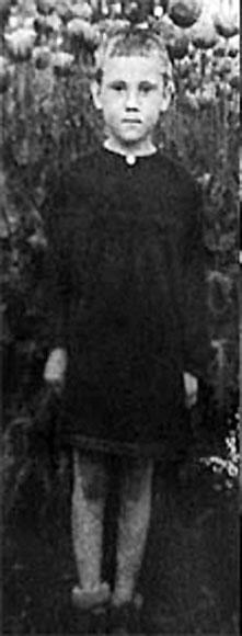Высоцкий Владимир, мальчик
