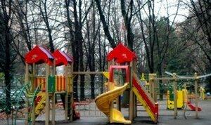 В Кишинёве планируется установить до 40 детских площадок