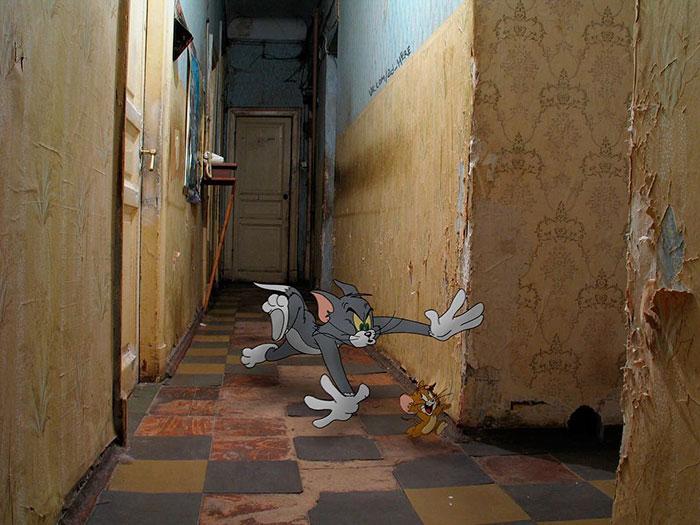 «Том и Джерри».