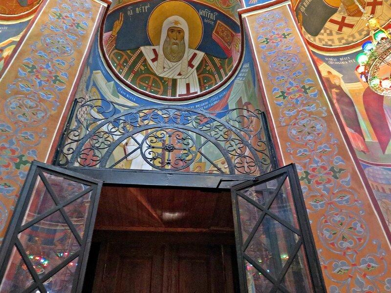 ХРАМ СВЯТИТЕЛЯ ПЕТРА. Москва