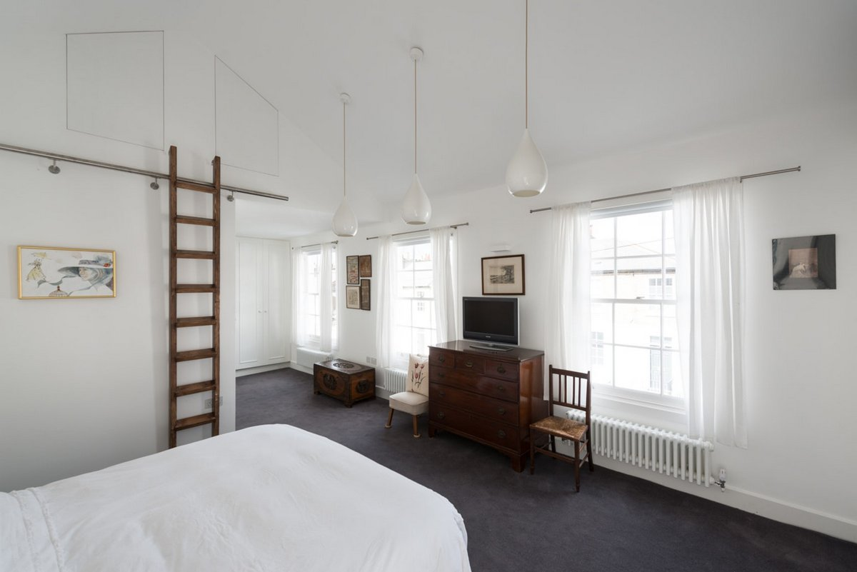 Реконструкция старого дома в Лондоне