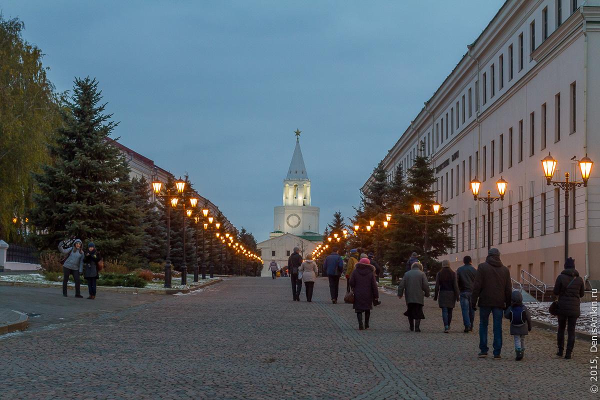 Казанский кремль 34