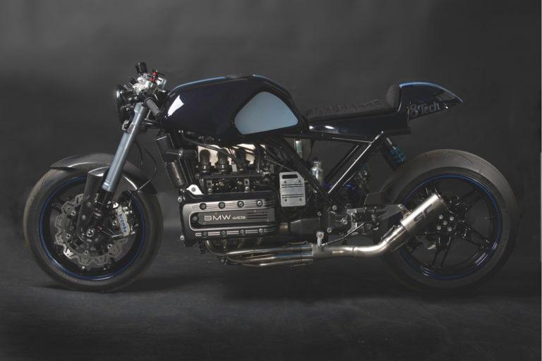 8Tech Racing: кафе рейсер BMW K1100