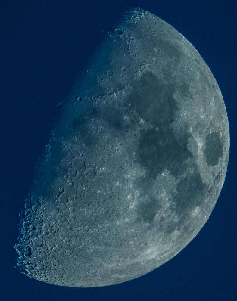 """""""Голубая луна"""" взойдёт над Землёй 31 июля"""
