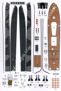 Схемы катеров из бумаги