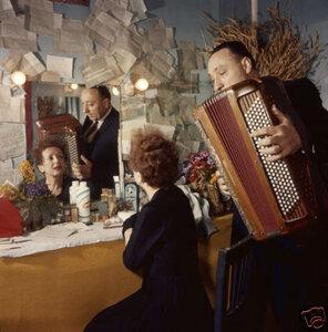 Edith Piaf et Marc Bonel