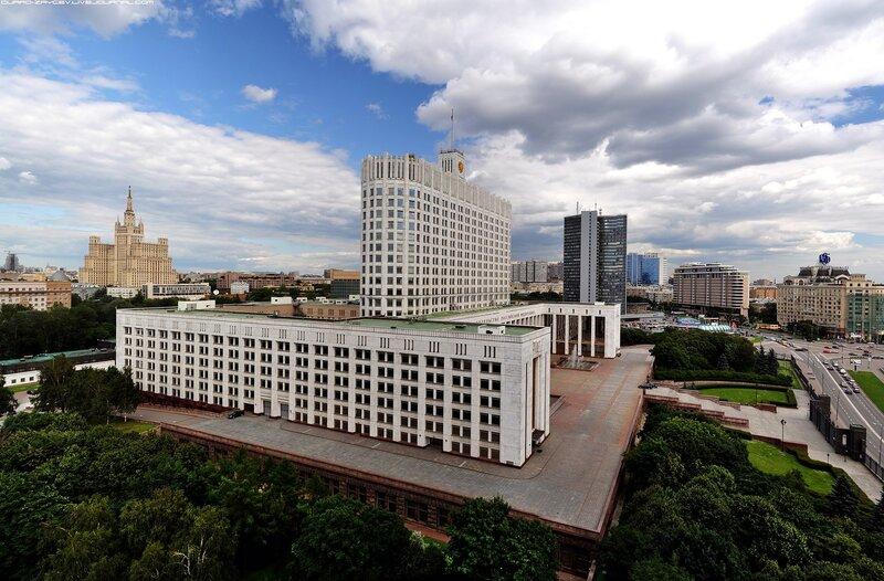 Фото дом правительства