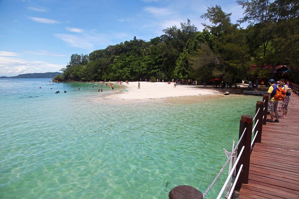 разу пекла, фото острова борнео и его пляжей оригинальные