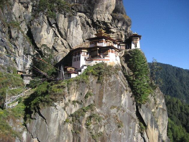 монастырь Логово Тигра