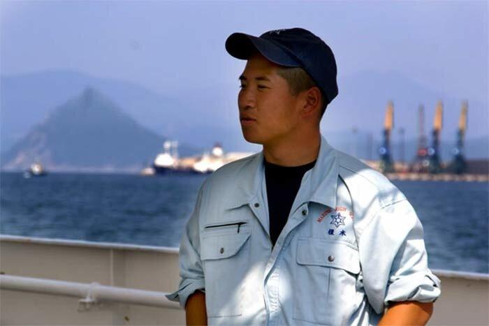 В Находку прибыли курсанты из Японии (ФОТО)