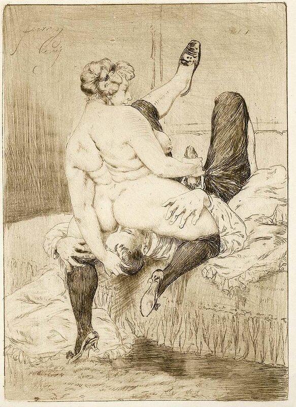 Порно галереи рисунки
