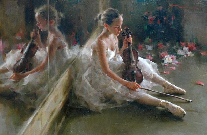 Балерины STEPHEN PAN