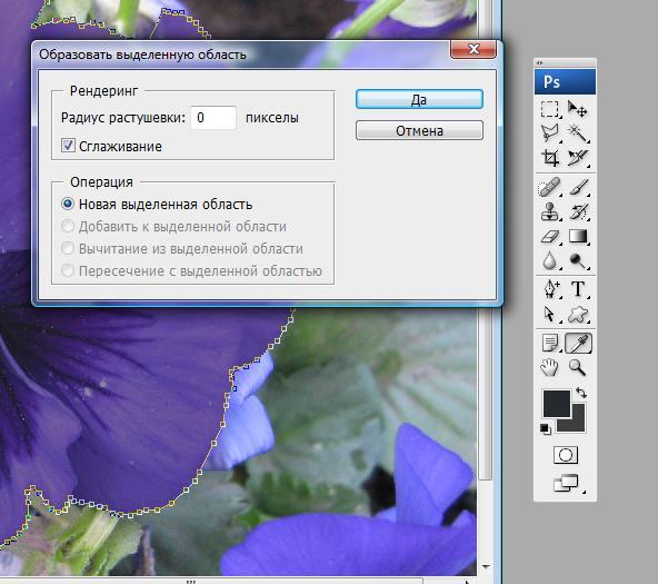 Архив фотографий цветов + урок «Создание кистей и рабочих  контуров»