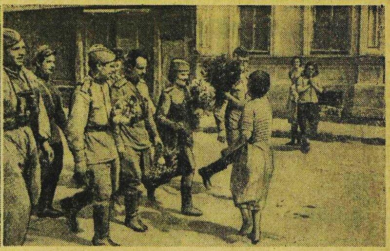 «Красная звезда», 6 августа 1943 года, освобождение Орла, оккупация Орла