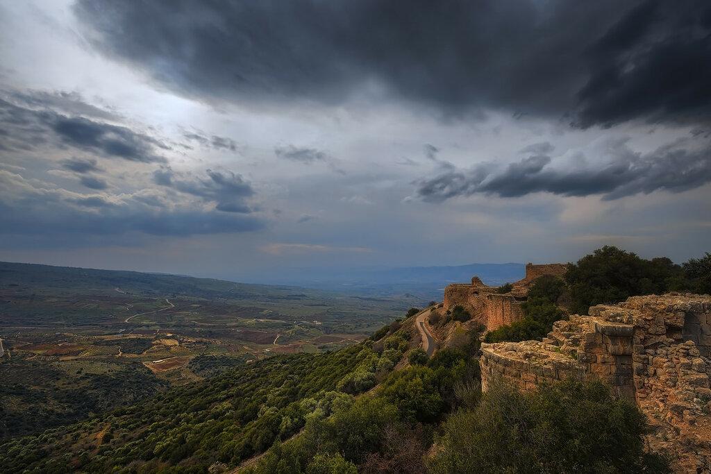 Север Израиля. Великолепные пейзажи