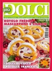 Журнал Piu Dolci (Luglio - Agosto 2015)