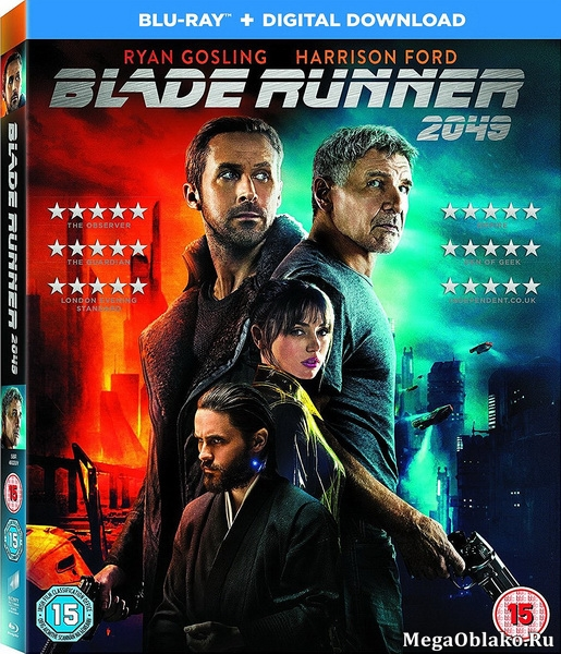 Бегущий по лезвию 2049 / Blade Runner 2049 (2017/BDRip/HDRip/3D)
