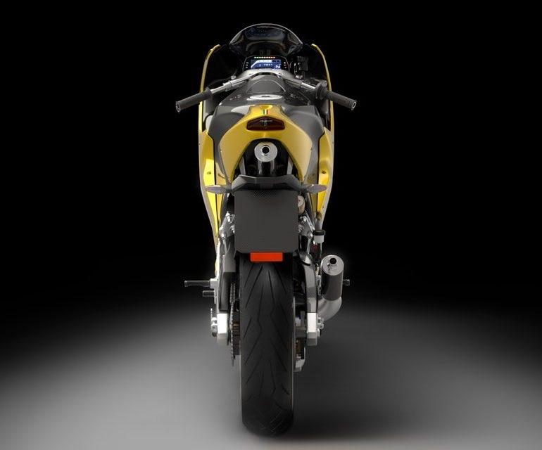 Двухтактный итальянский мотоцикл Vins Duecinquanta
