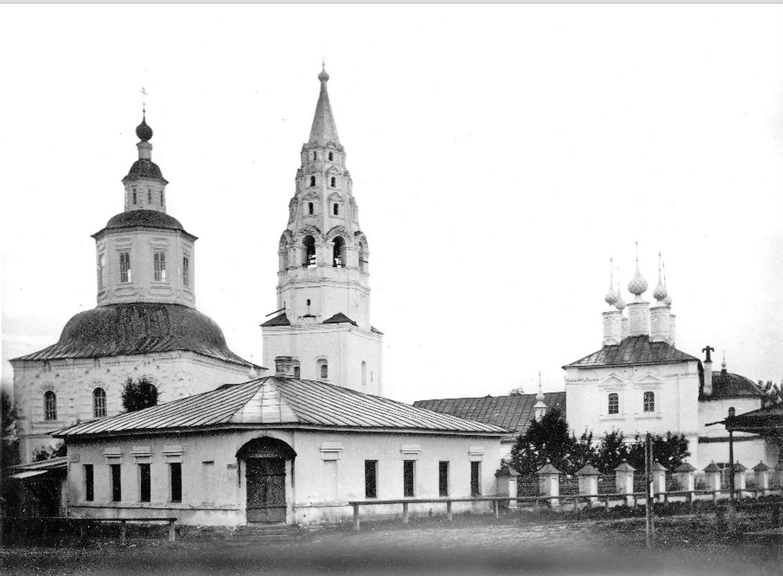 Храмовый комплекс на Богоявленской улице