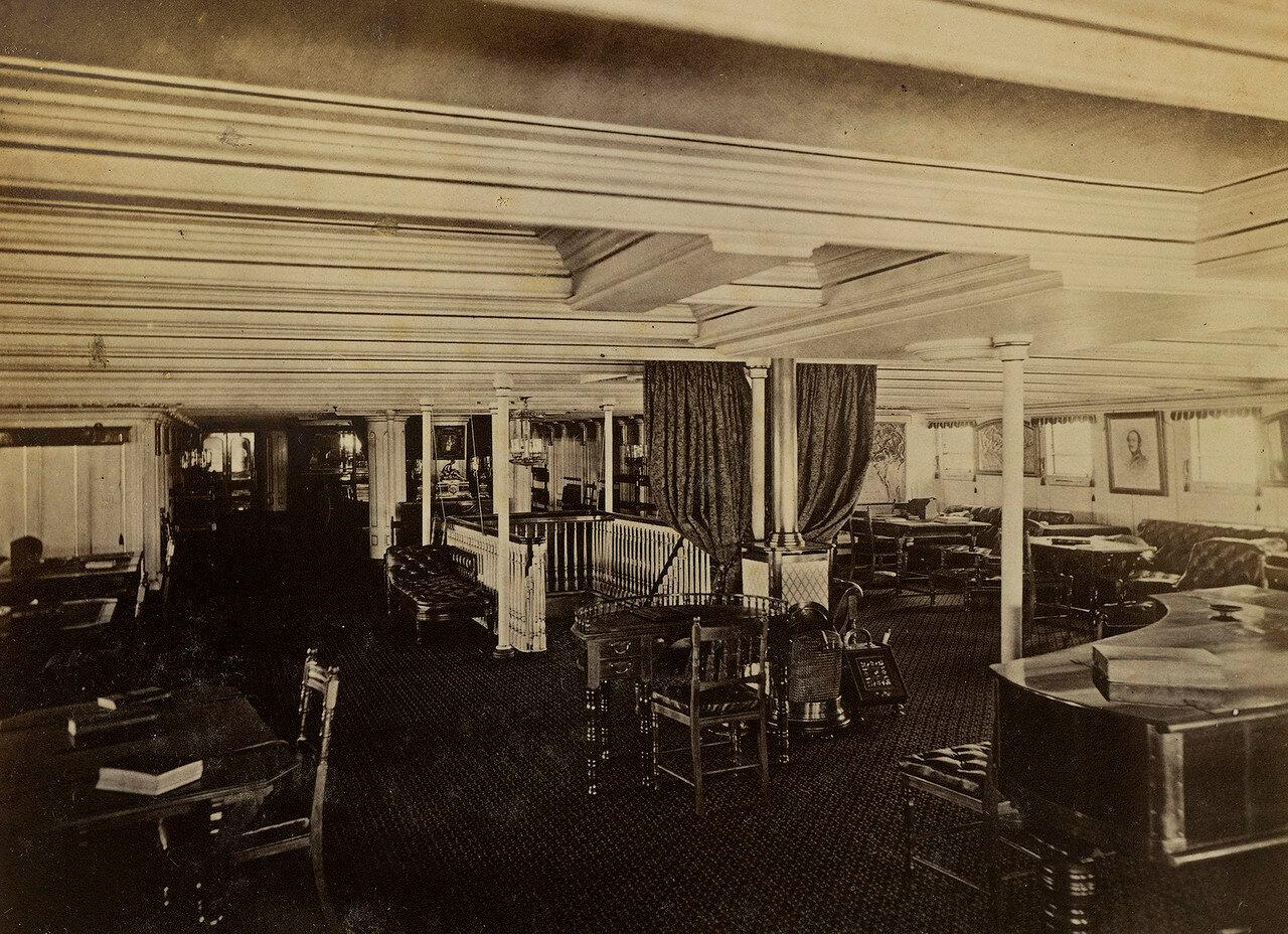 03. Салон HMS «Сераписа»