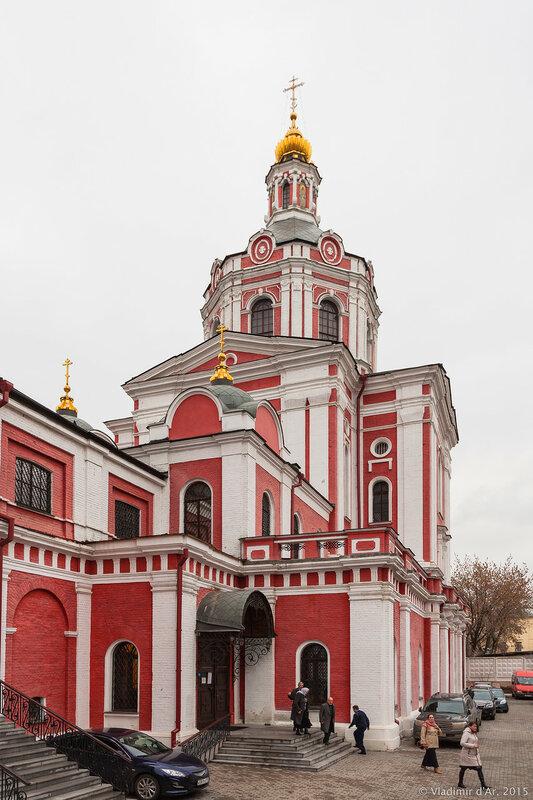 Храм Вознесения Господня за Серпуховскими Воротами